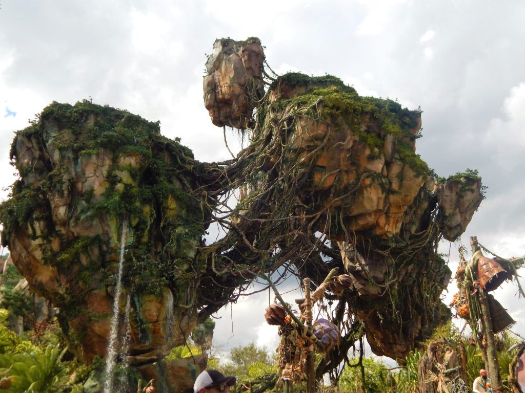 Pandora at Disney World