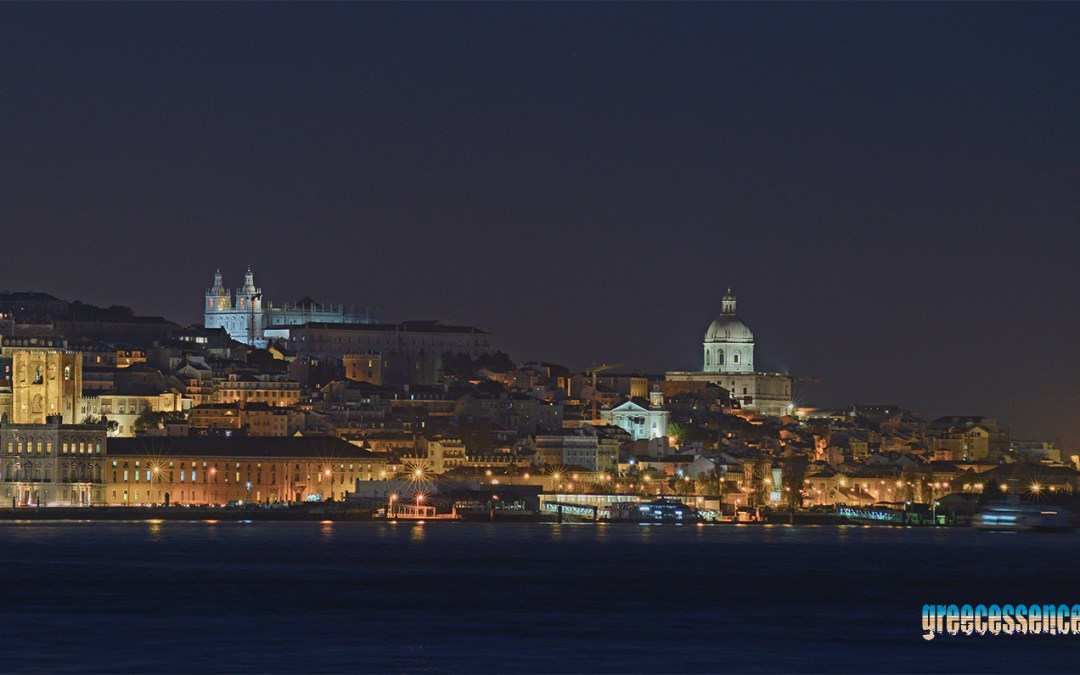 Lisbon 'hoods and the world's best seafood diner