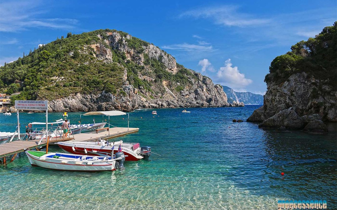 In search of unspoilt Corfu