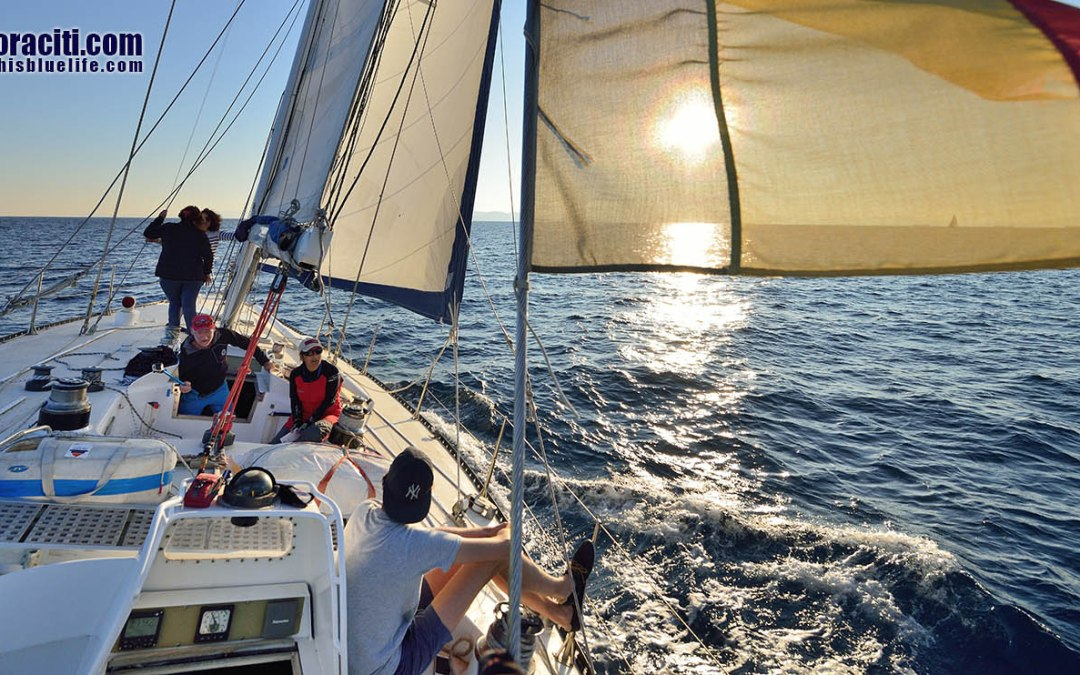 A lesson learned: Hydra 2017 offshore sailing race