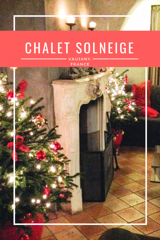REVIEW catered chalet solneige France