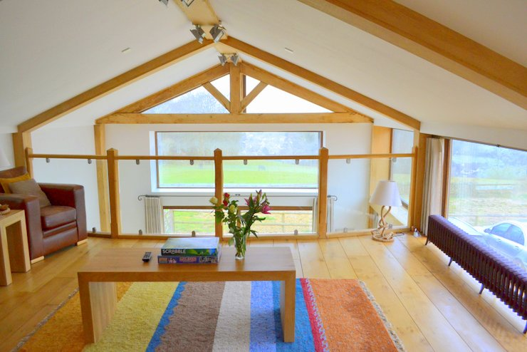 country barn for group to rent near Bath