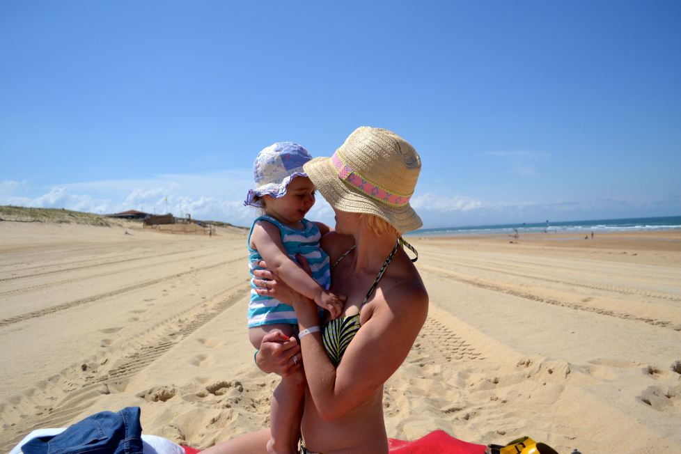 How coming back from maternity leave is like returning from travelling