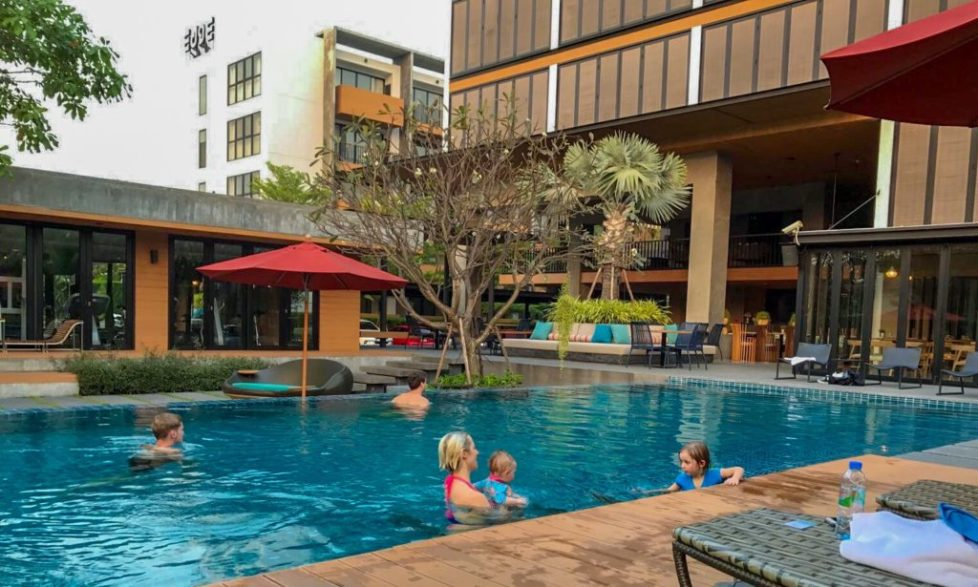 Family-friendly hotels in Bangkok