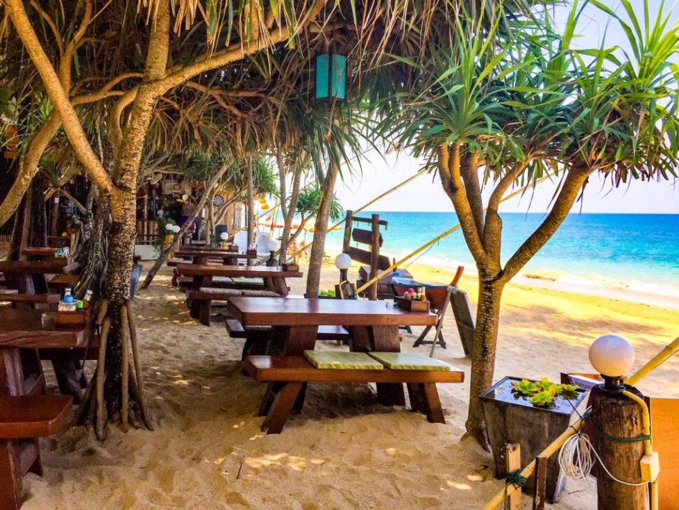 Lanta Miami, Koh Lanta - accommodation on the beach - family-friendly places to stay thailand
