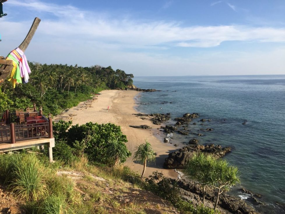 Koh Lanta Thailand - Tips for travelling in Thailand with a baby and a toddler