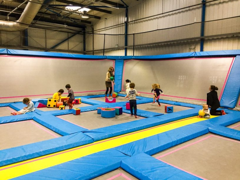 Airhop Trampolines, 11 fun things for kids to do in Bristol