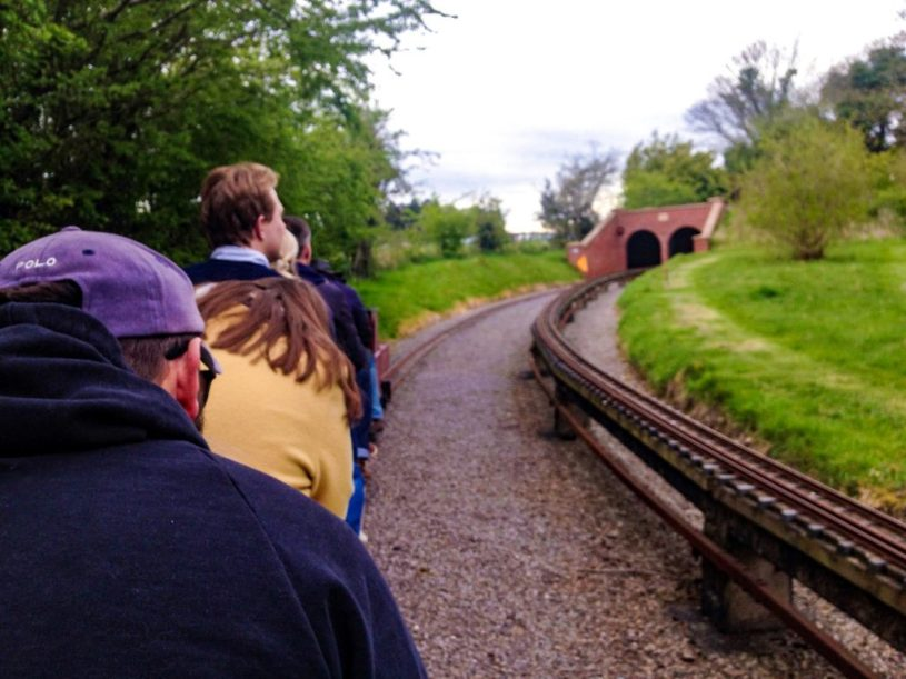 Miniature Railway: 11 fun things for kids to do in Bristol