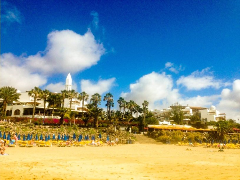 Playa Blanca_Lanzarote_Canary Islands