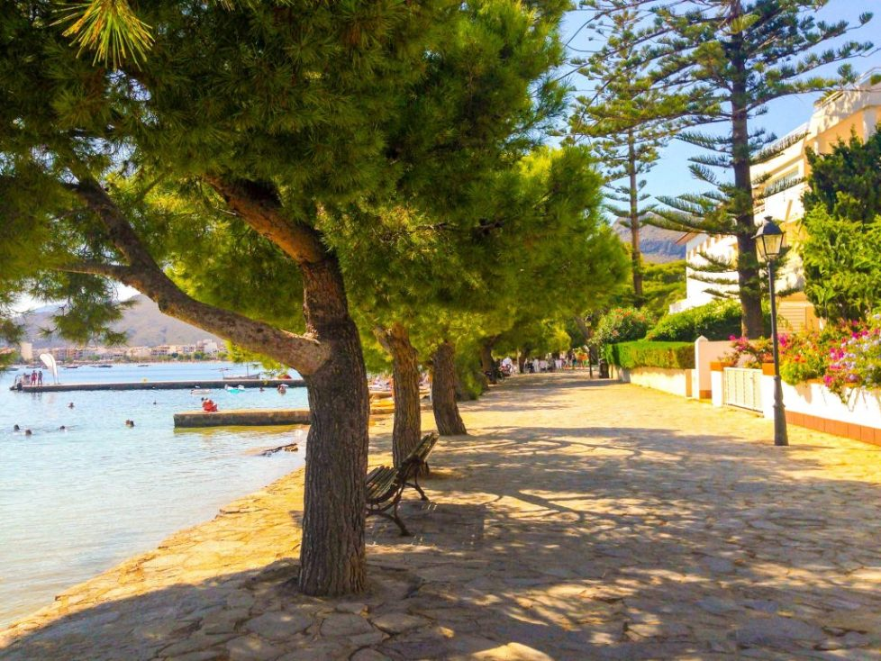 Puerto Pollensa Holidays in Mallorca with a baby: holiday tips