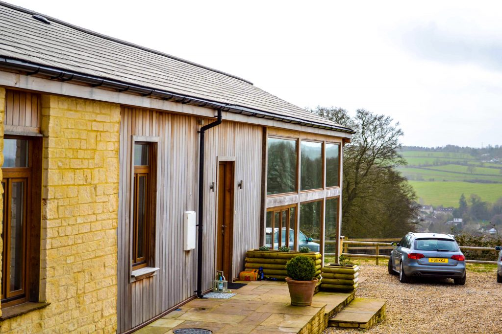 self-catering barn corsham wiltshire