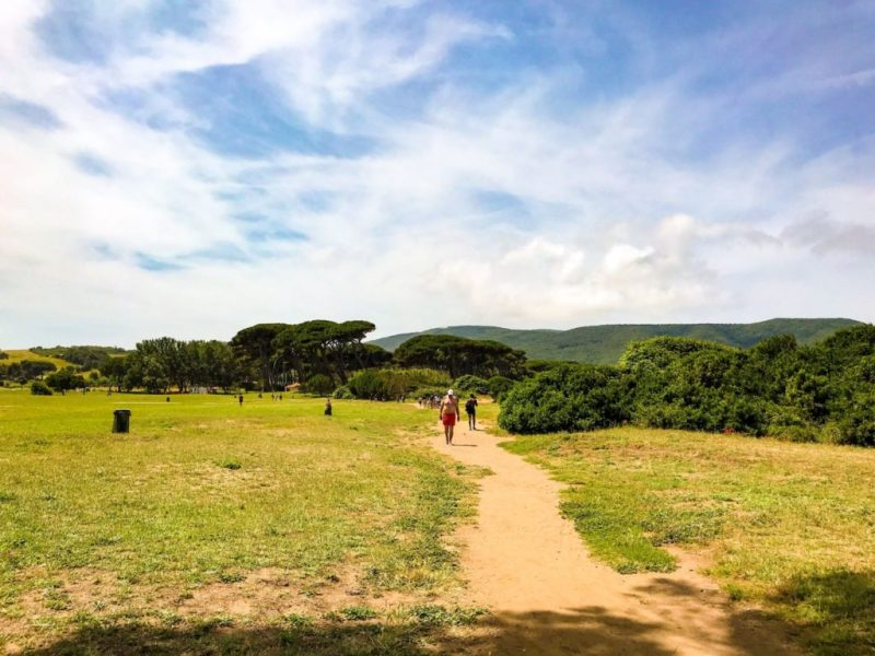Bagno Baratti - Things to do in Tuscany near Park Albatros with kids