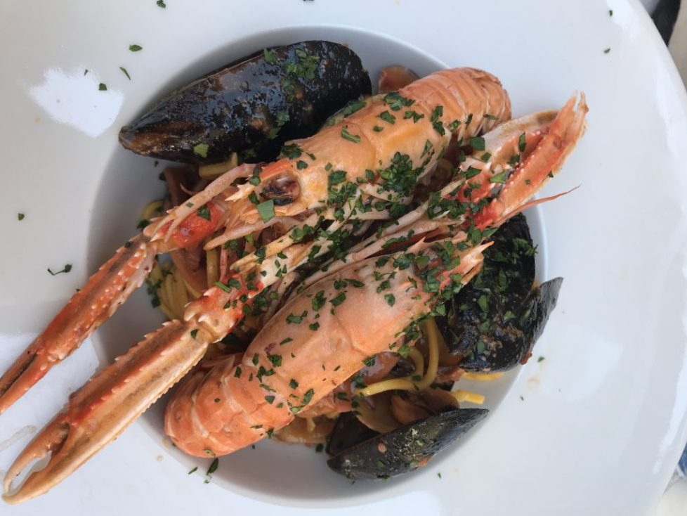 Seafood - Best campsites in tuscany - Park Albatros, San Vincenzo Tuscany, Italy