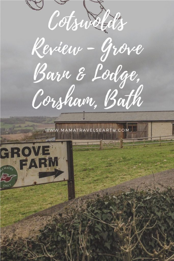 Cotswolds Review - Grove Barn & Lodge, Corsham, Bath