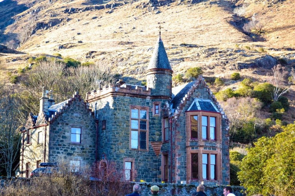 Craig Ben Lodge, Things to do on Mull