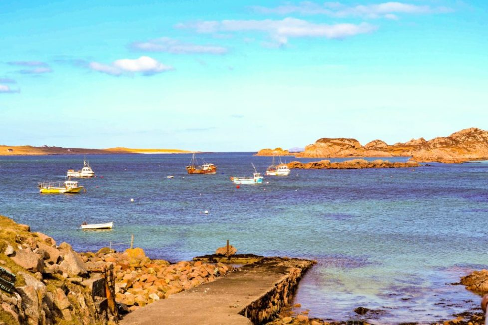 Fionnphort: Things to do on Mull