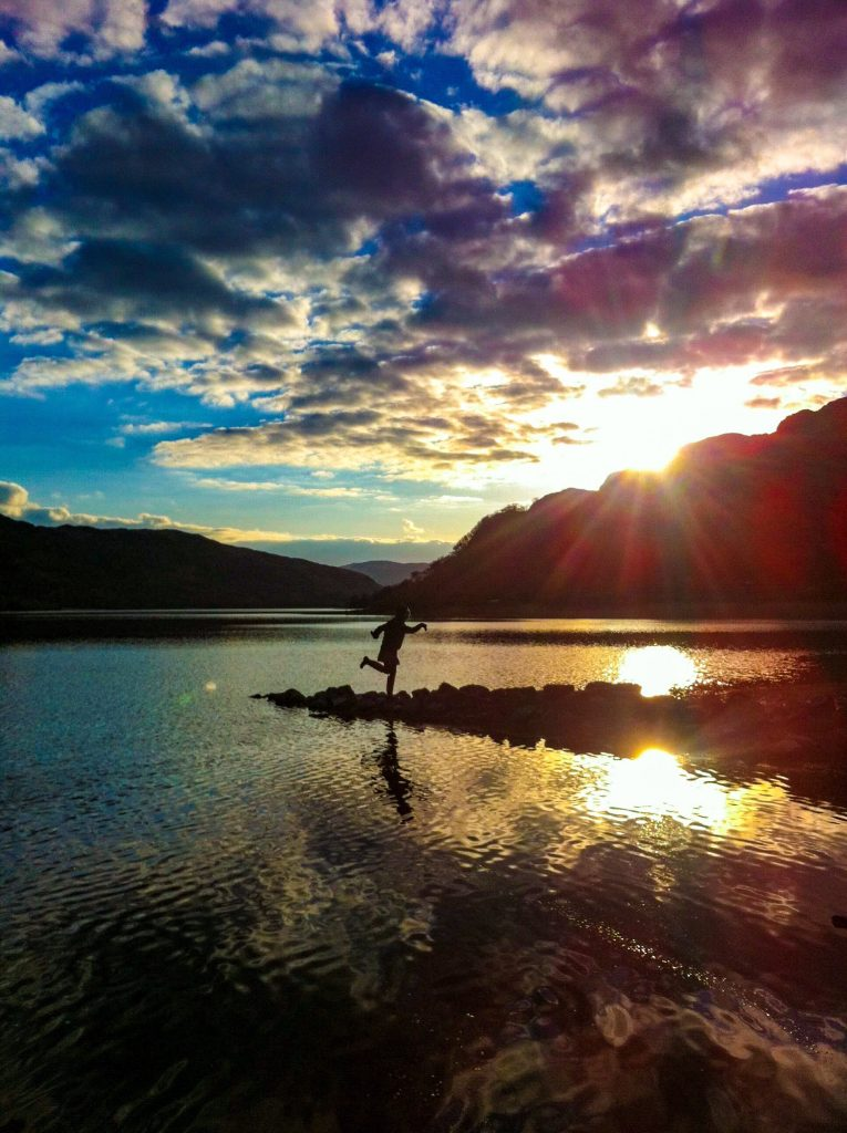 Loch Uisg, Craig Ben Lodge, Things to do on Mull