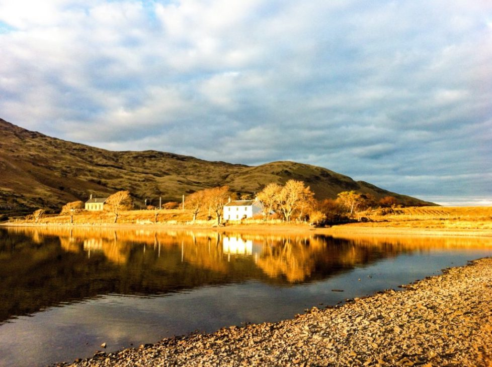 Loch Uisg: Things to do on Mull