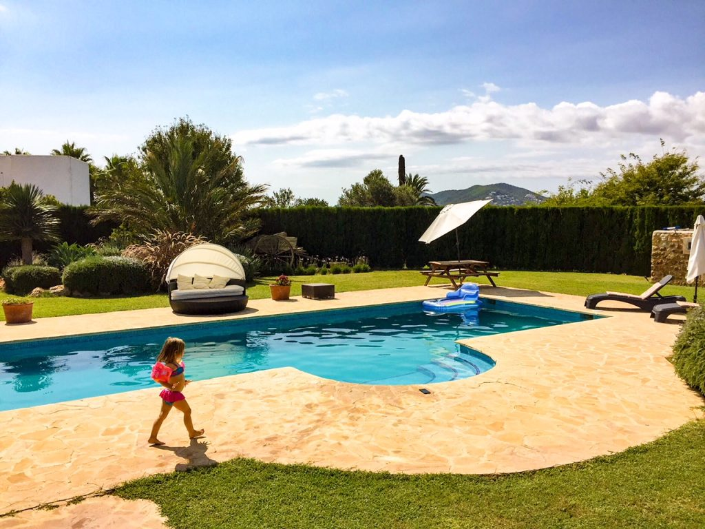 Ibiza family holidays – child-friendly villa review