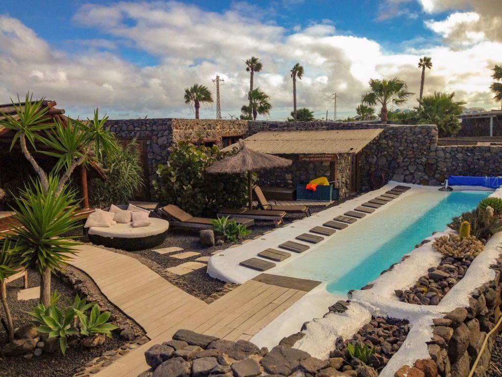 Luxury glamping Lanzarote: Finca de Arrieta review