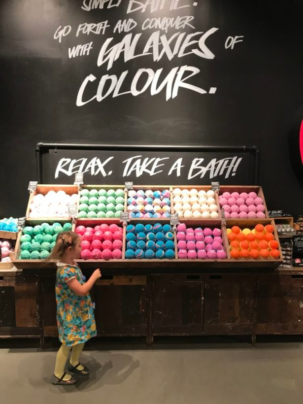 Lush - The mall at cribbs causeway