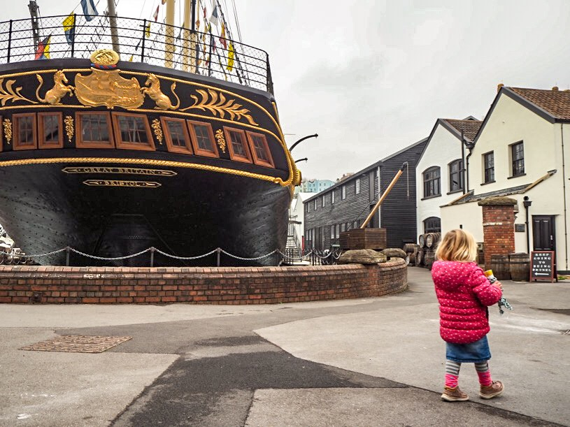 What to do in Bristol with kids when it's raining