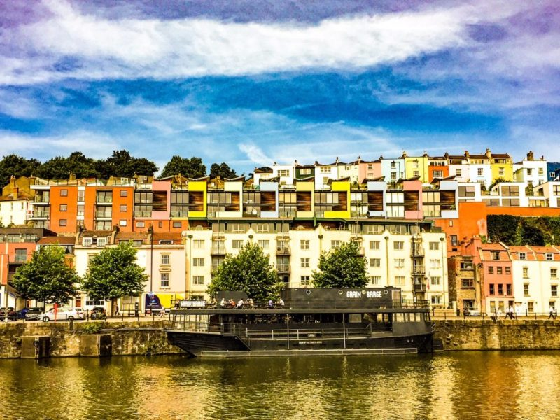 The Grain Barge, Bristol