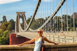 Living in Bristol - clifton suspension bridge
