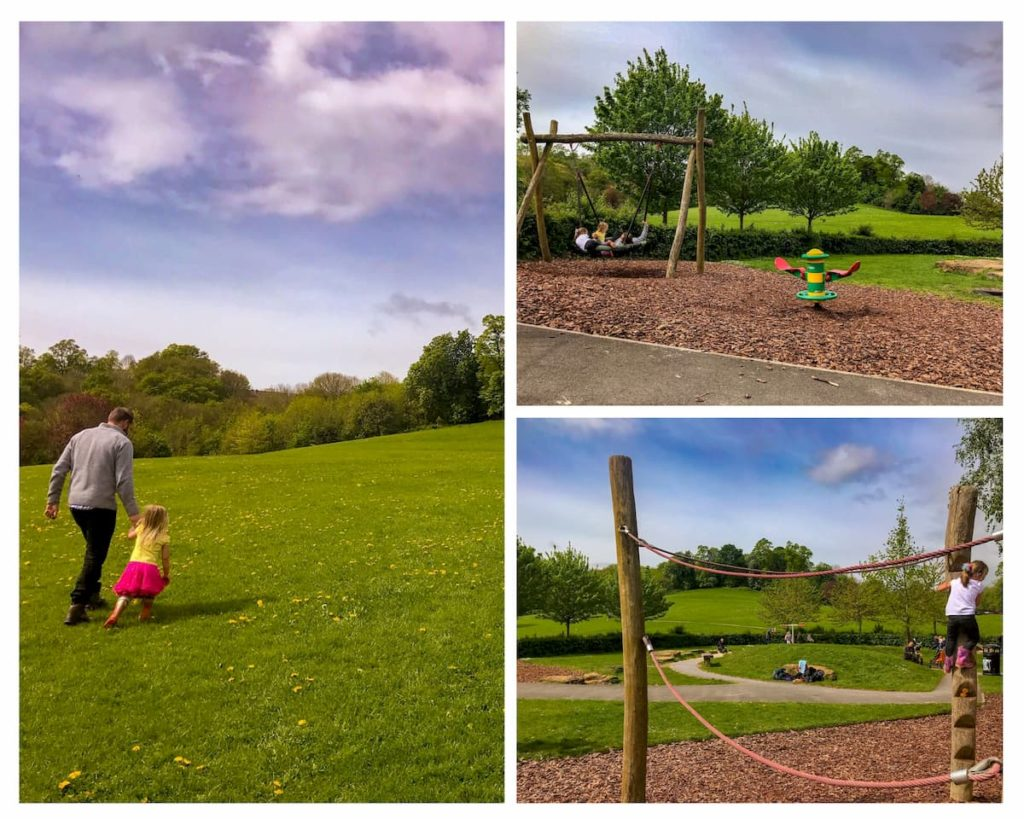 Arnos Court Park Kids' playground, South Bristol