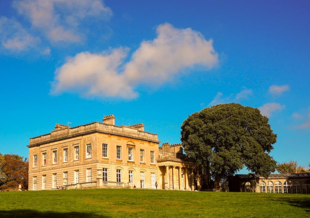 Blaise Mansion House