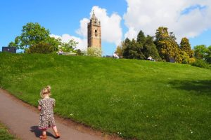 Brandon Hill Park and Cabot Tower