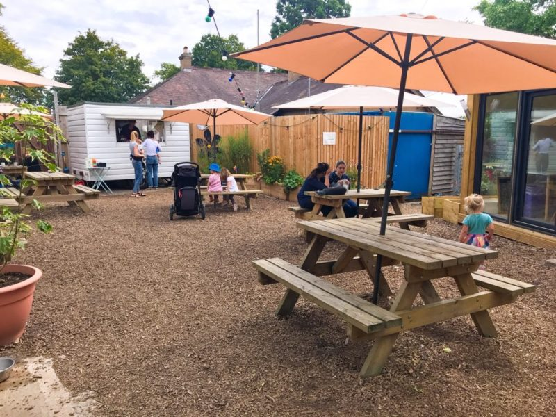 The Ardagh Cafe on the Common, Horfield, Bristol