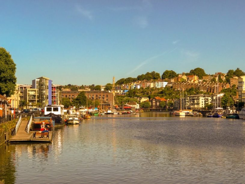 harbourside Bristol activities