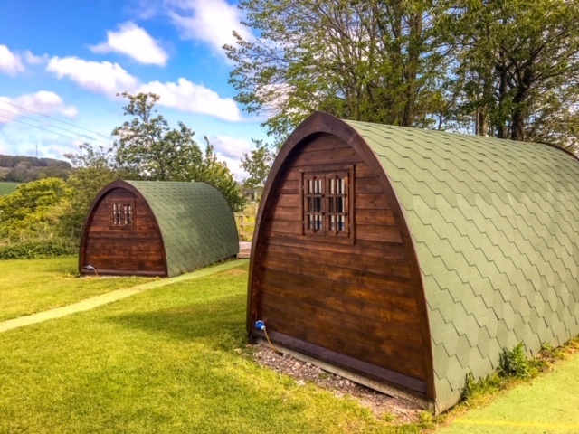 glamping pods review andrewshayes holiday park in devon