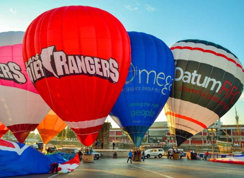 If you'd like to up your balloon photo game, these are the best places to take cracking photos of hot air balloons in Bristol.