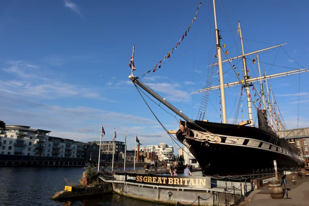 Brunel's SS Great Britain - things to do in Bristol with kids in September 2019