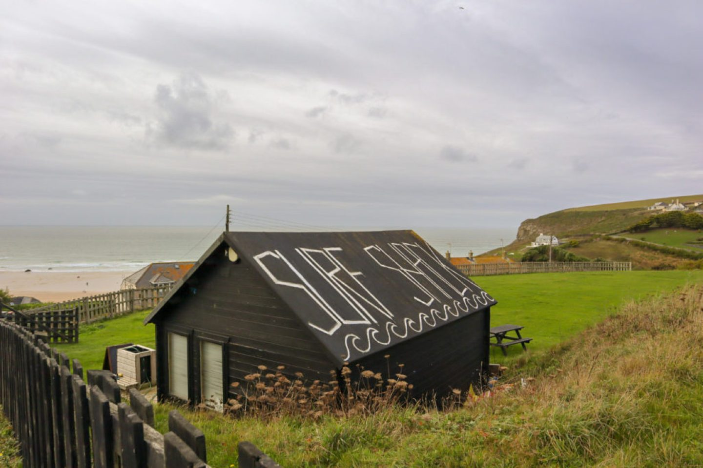 Surf shack Bedruthan hotel and spa