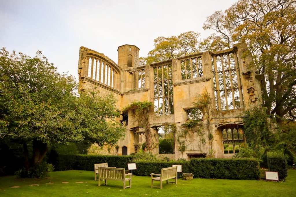 Sudeley Castle ruins
