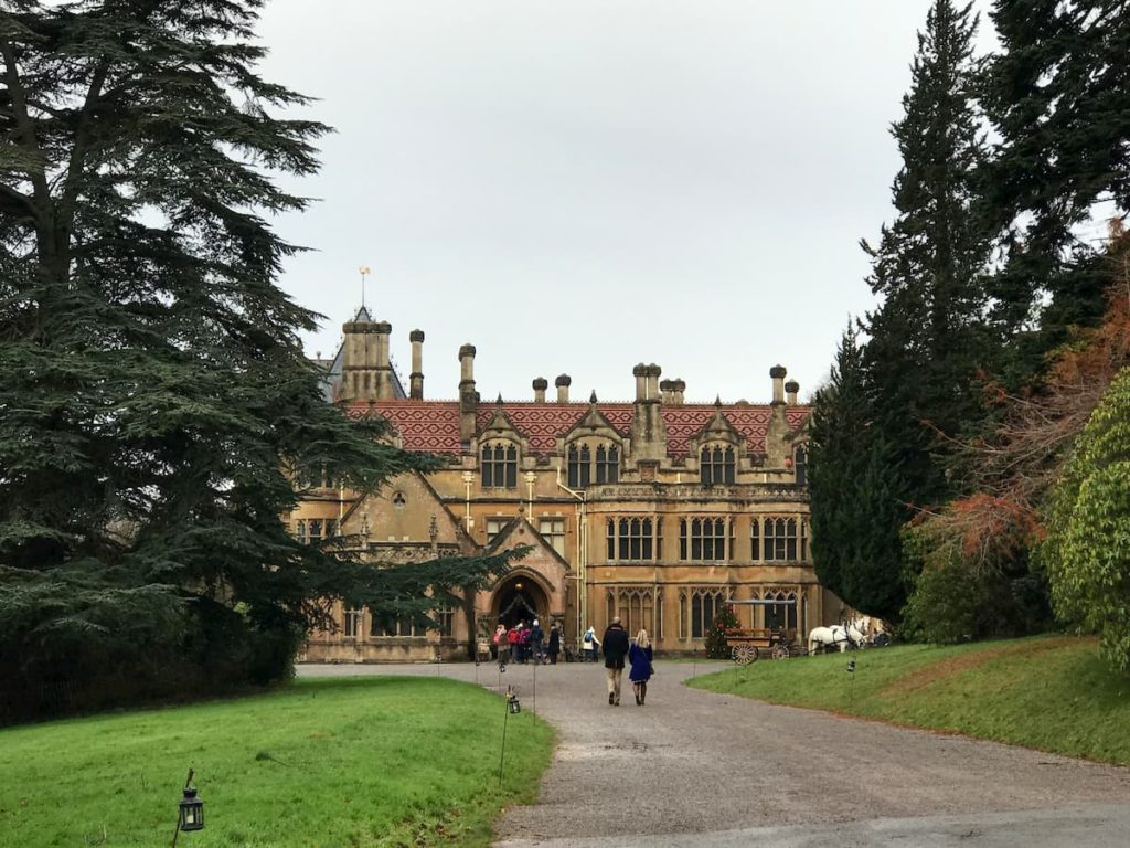 Tyntesfield House, Wraxall near Bristol
