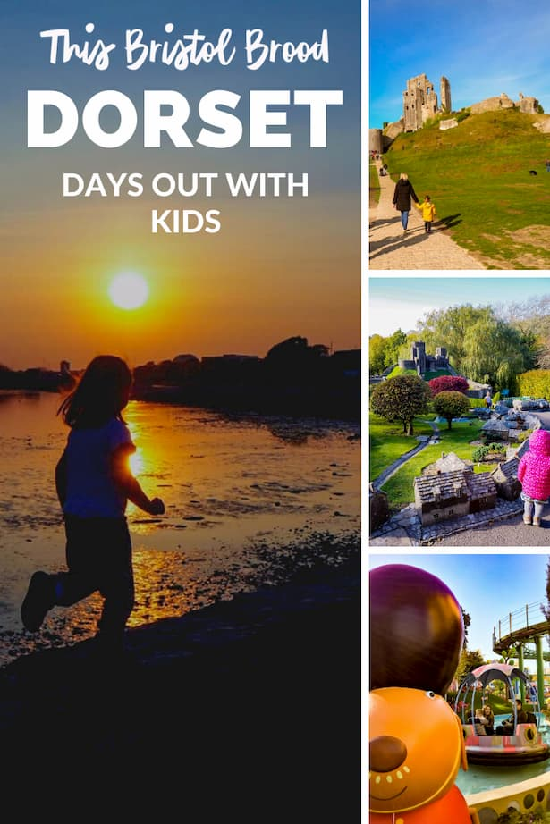 Days out in Dorset near Poole with kids
