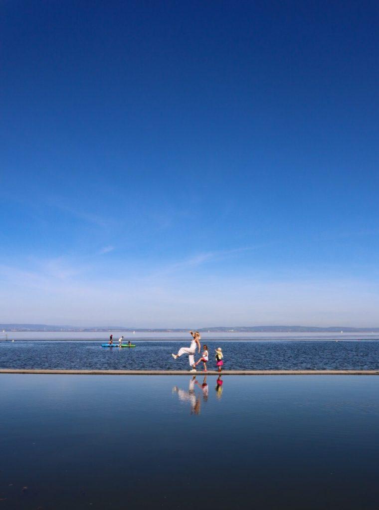 Clevedon marine lake