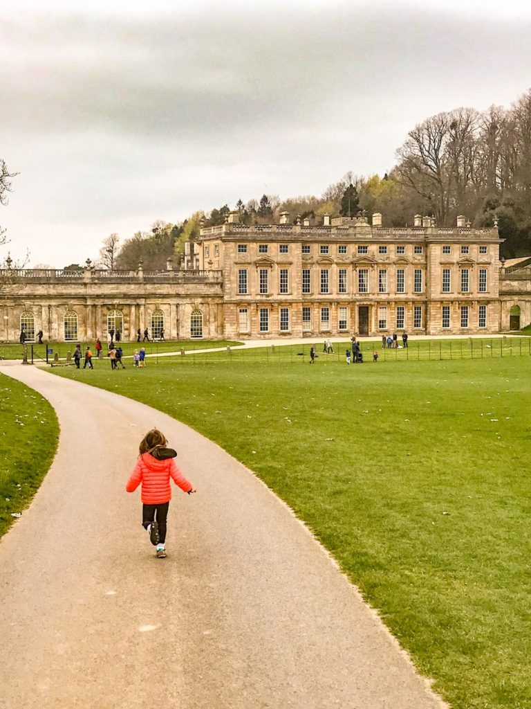 Dyrham Park, near Bath, mansion house
