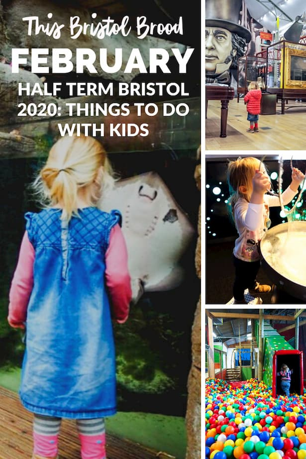 February half term Bristol