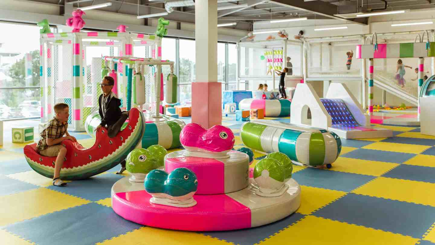 Little Giggles soft play, Yate Shopping Centre