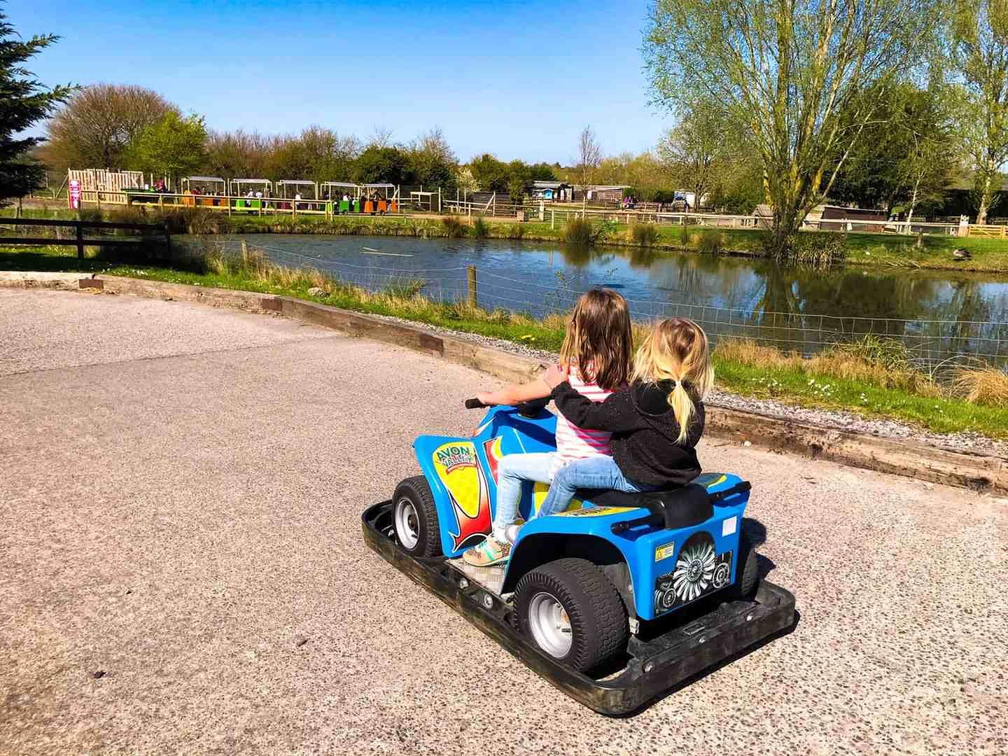 Avon Valley Adventure and Wildlife Park