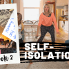 self isolation den week 2