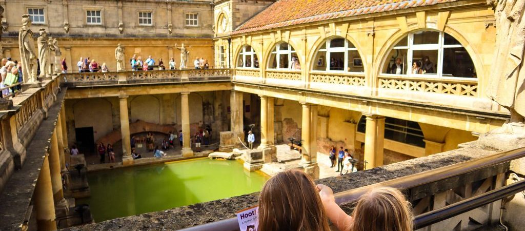 Day trips from Bristol: family days out within 1 hour's drive of the city