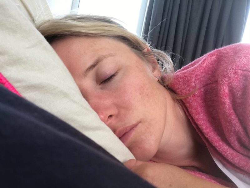 Resting with pregnancy sickness - how to survive hyperemesis gravidarum