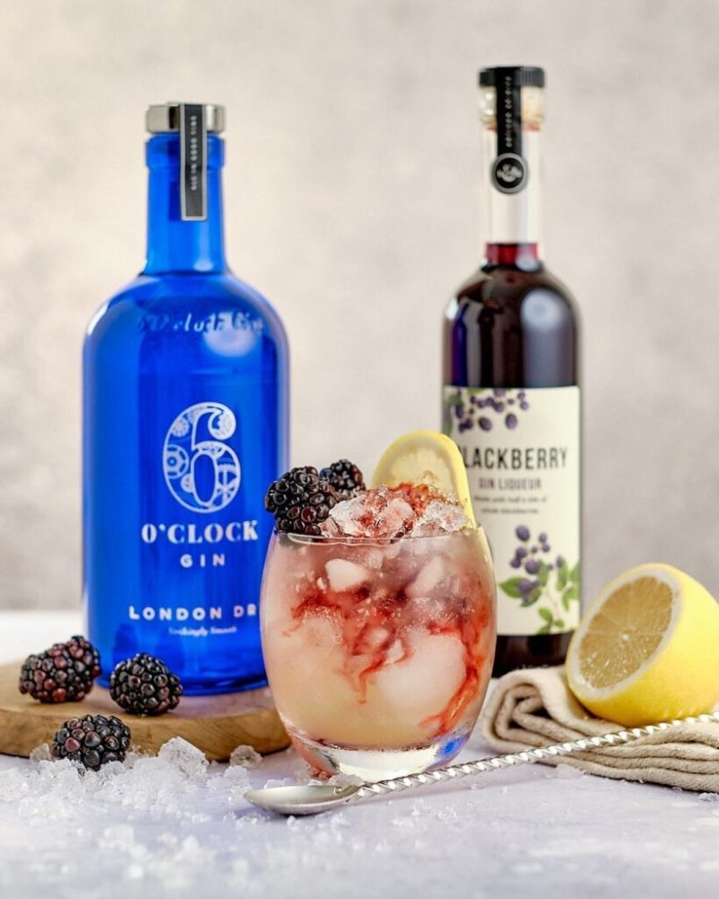 6 O'Clock gin, independent Bristol gin distillery