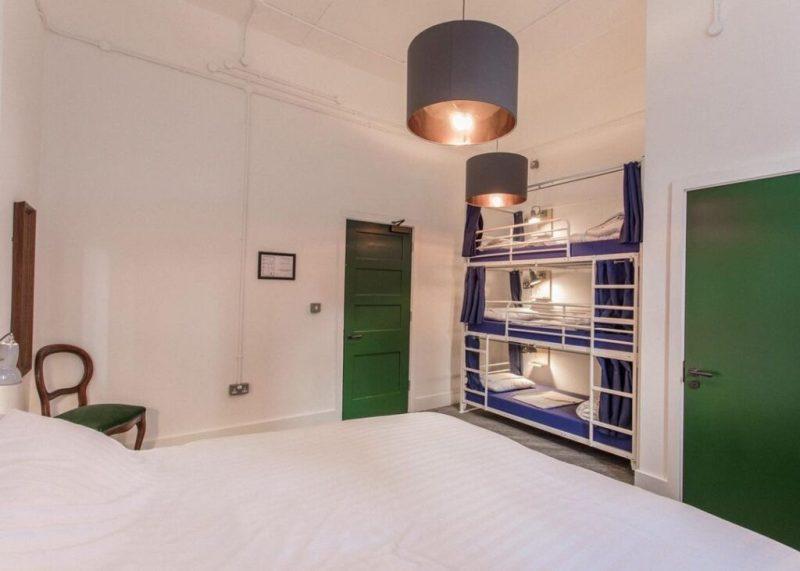Bristol Wing hostel family room